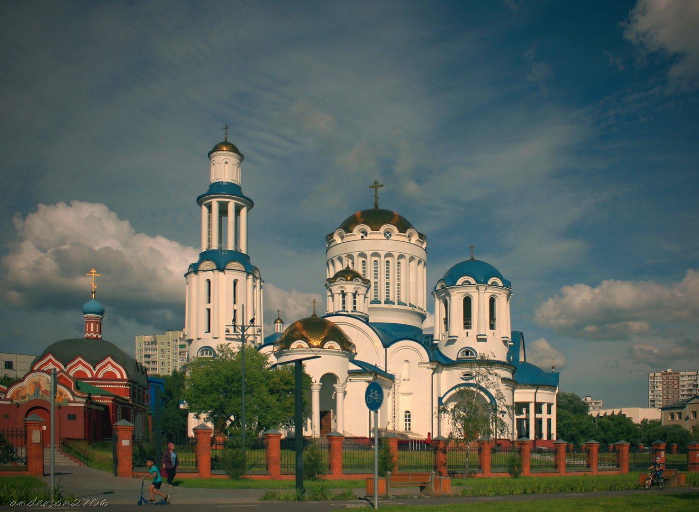 Поздравление собора московских святых