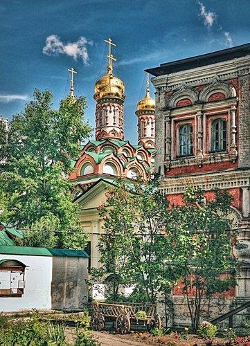 церковь Святителя Николы на Берсеневке