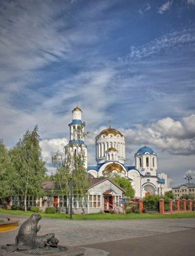 Храм во имя Собора Московских Святых