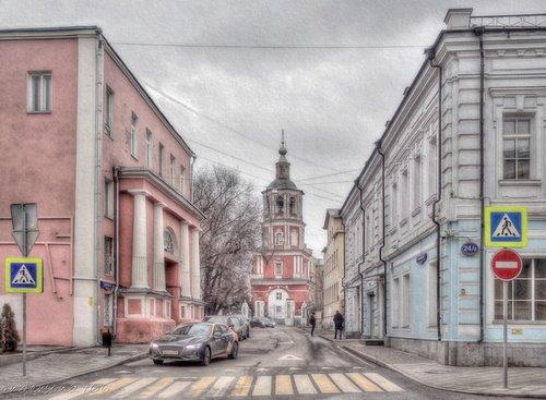 Барашёвский переулок