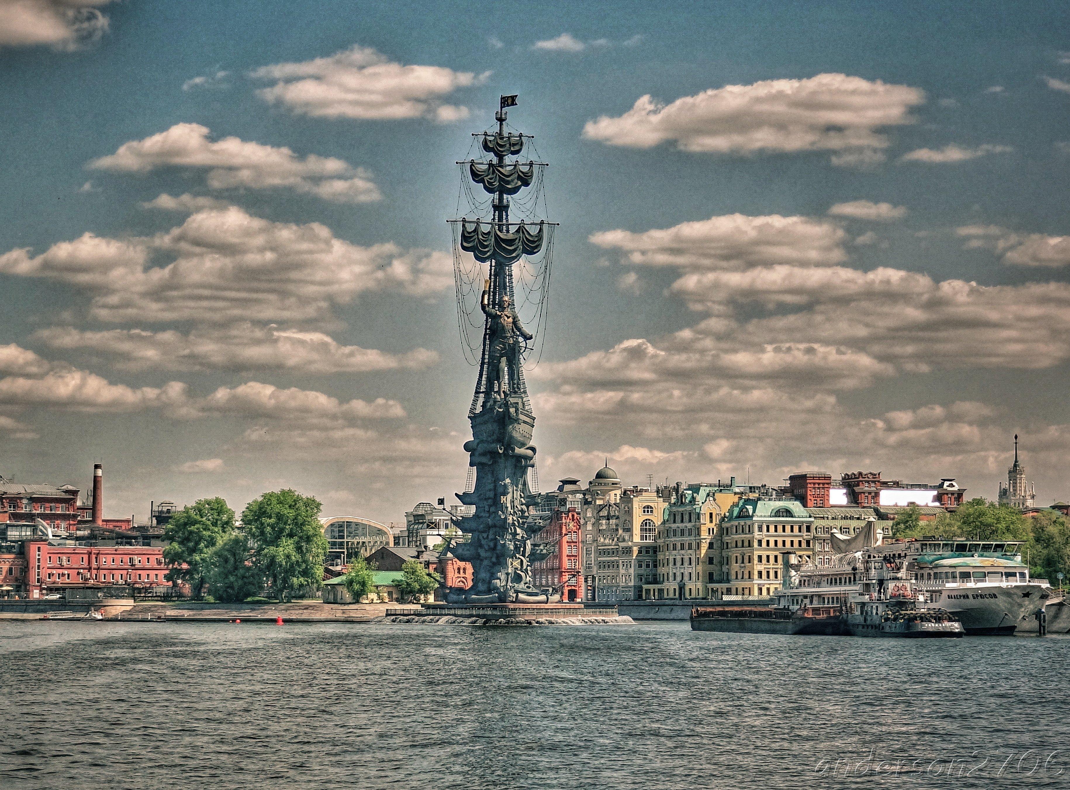 найдете памятник петру первому в москве фото воронежского палача