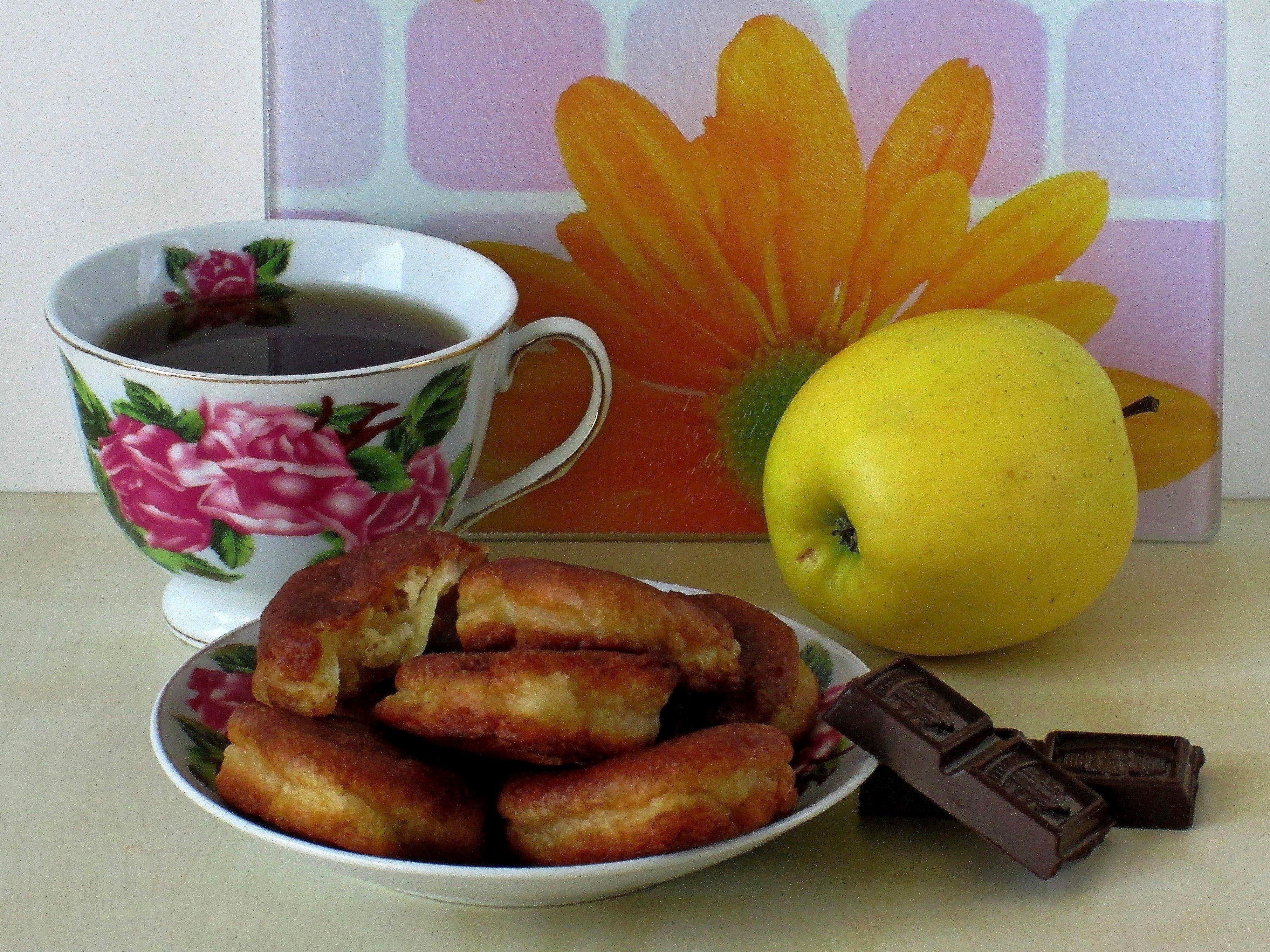 чай с оладьями картинки уверенно следы