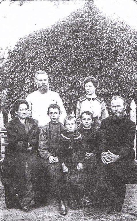 Священник Константин Верецкий.