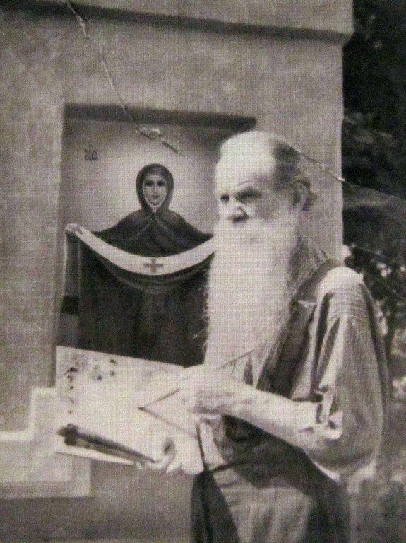 Иконописец Иван Волков.