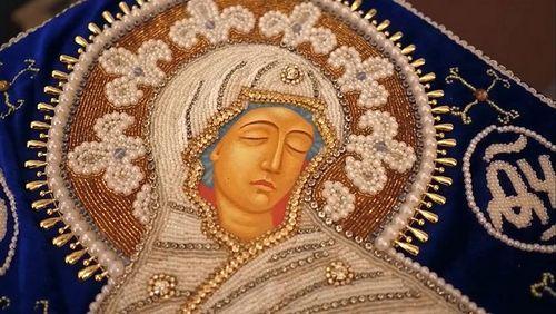НИТОЧКА ВЕРЫ.  Как знаменитая американка и атеистка из Самарканда возрождали православный храм в Ахлебинино.