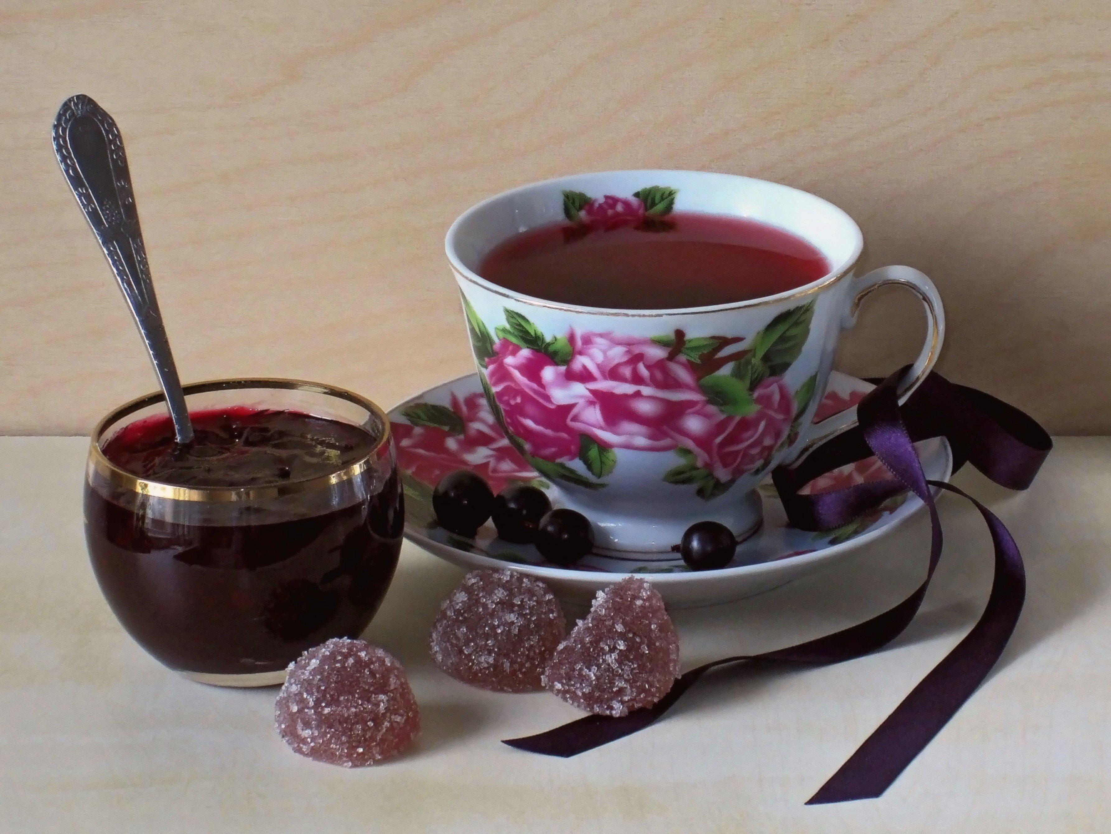 несколько хитростей, картинки чай готов особенности