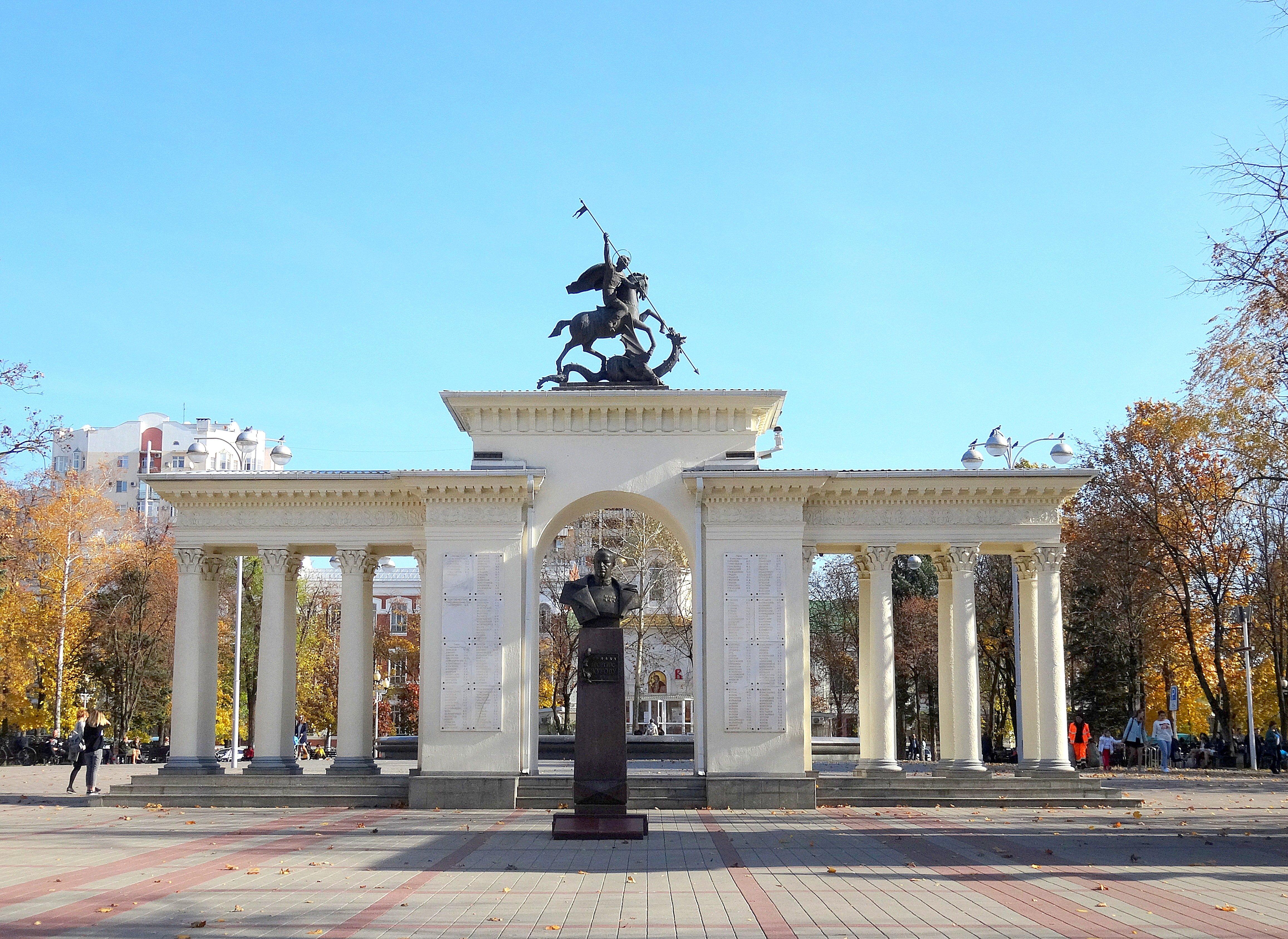 прошли памятники архитектуры краснодарского края фото это