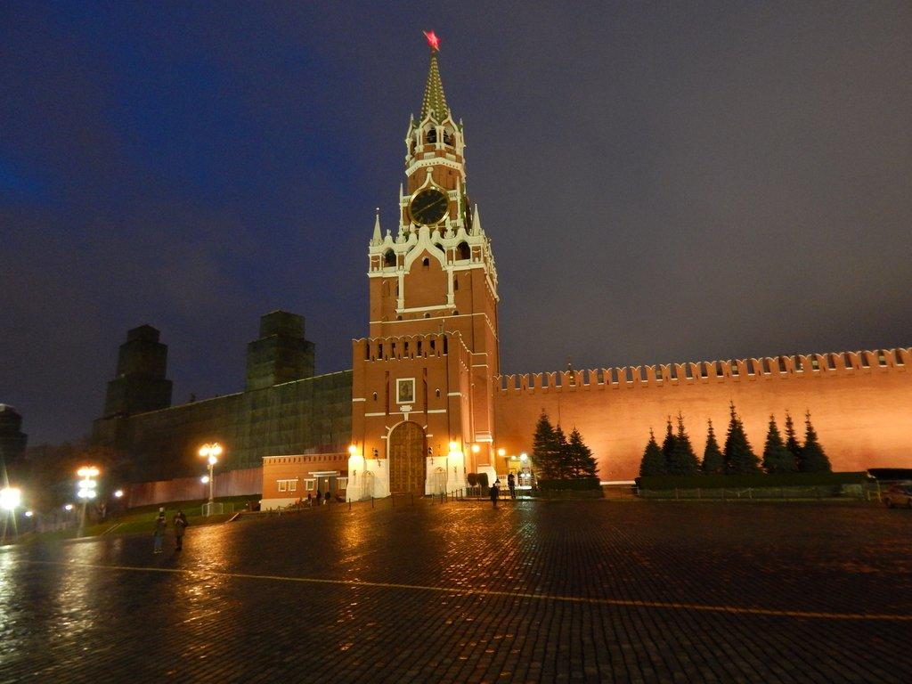 Московский кремль фотопрогулка