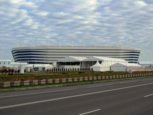 Стадион ЧМ-2018 по футболу