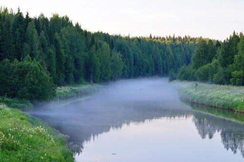 Река Лыпья