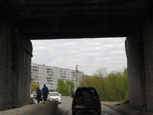 Железобетонная арка