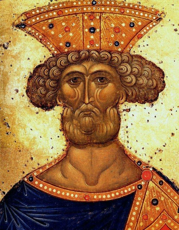 Песнь Царя Давида.