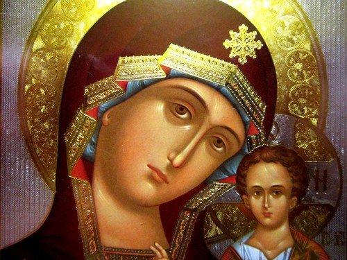 21 июля - день Казанской иконы Божией Матери.