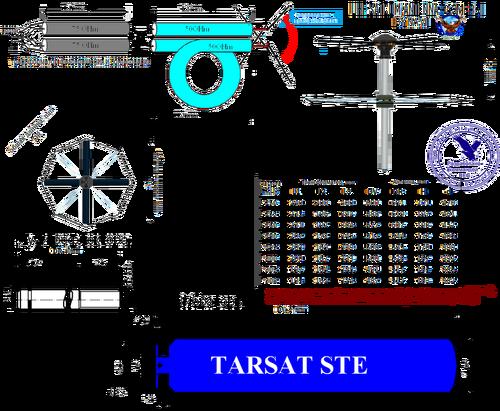 Схема Tarsat STE