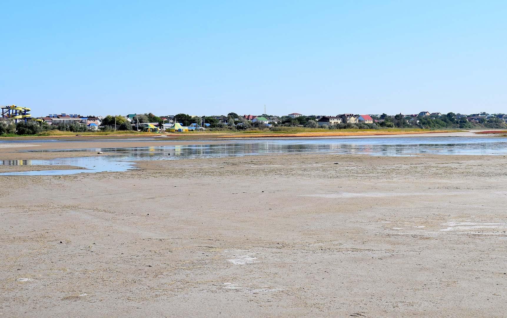 Миусский лиман пляжи фото свою очередь