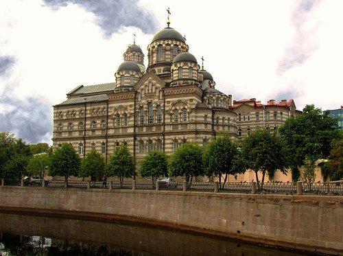 Свято-Иоанновский монастырь на Карповке