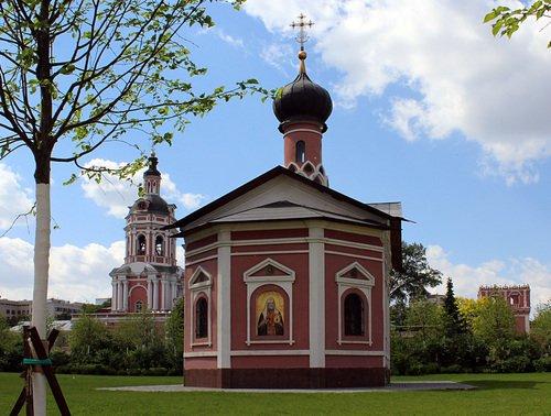 Тихоновская  церковь
