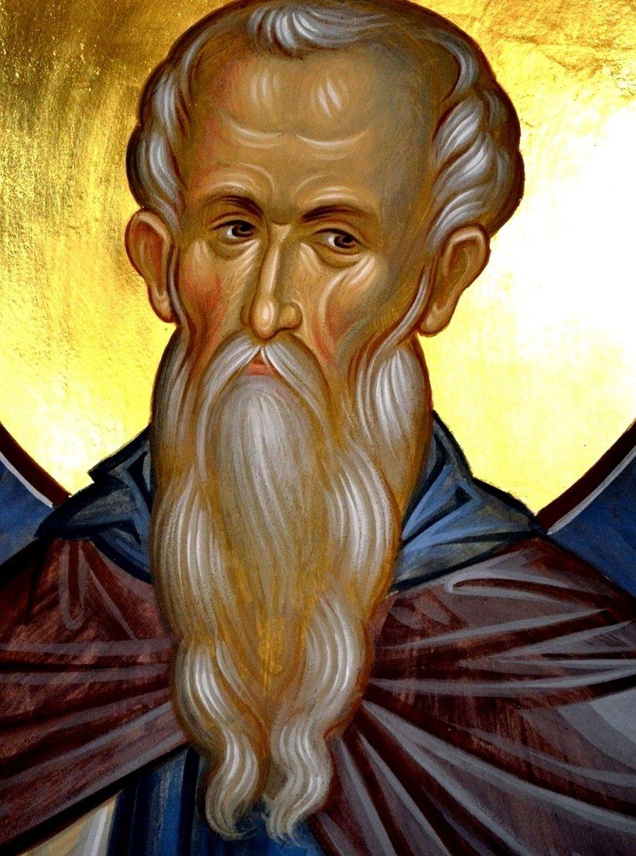 Святой Преподобный Исаак Сирин, Епископ Ниневийский.