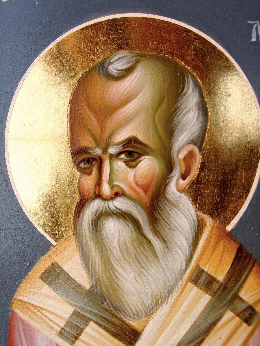 Святой Преподобный Парфений, Епископ Лампсакийский.