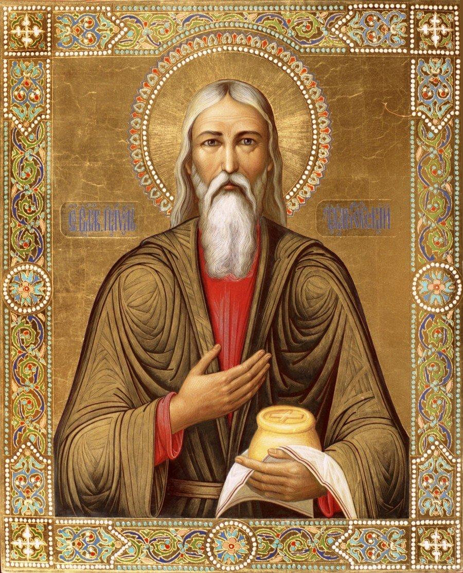 Святой Праведный Павел Таганрогский.