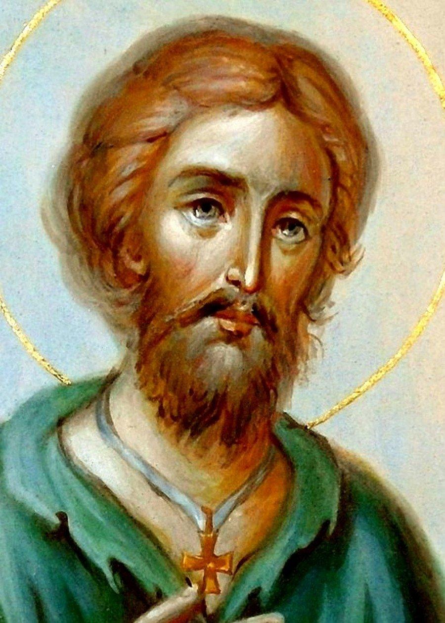 Святой Преподобный Алексий, человек Божий.