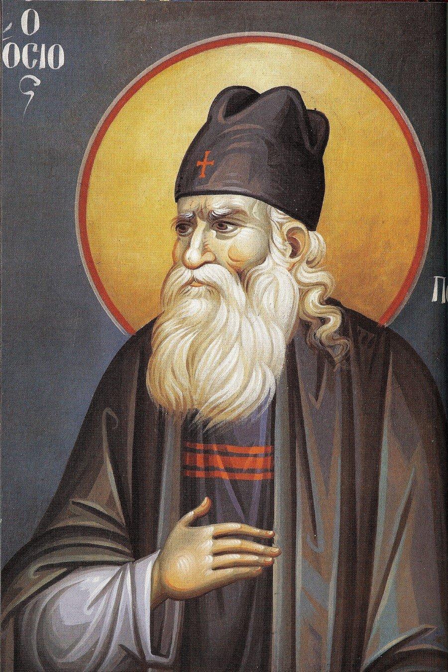 Святой Преподобный Иустин (Попович), архимандрит Челийский.