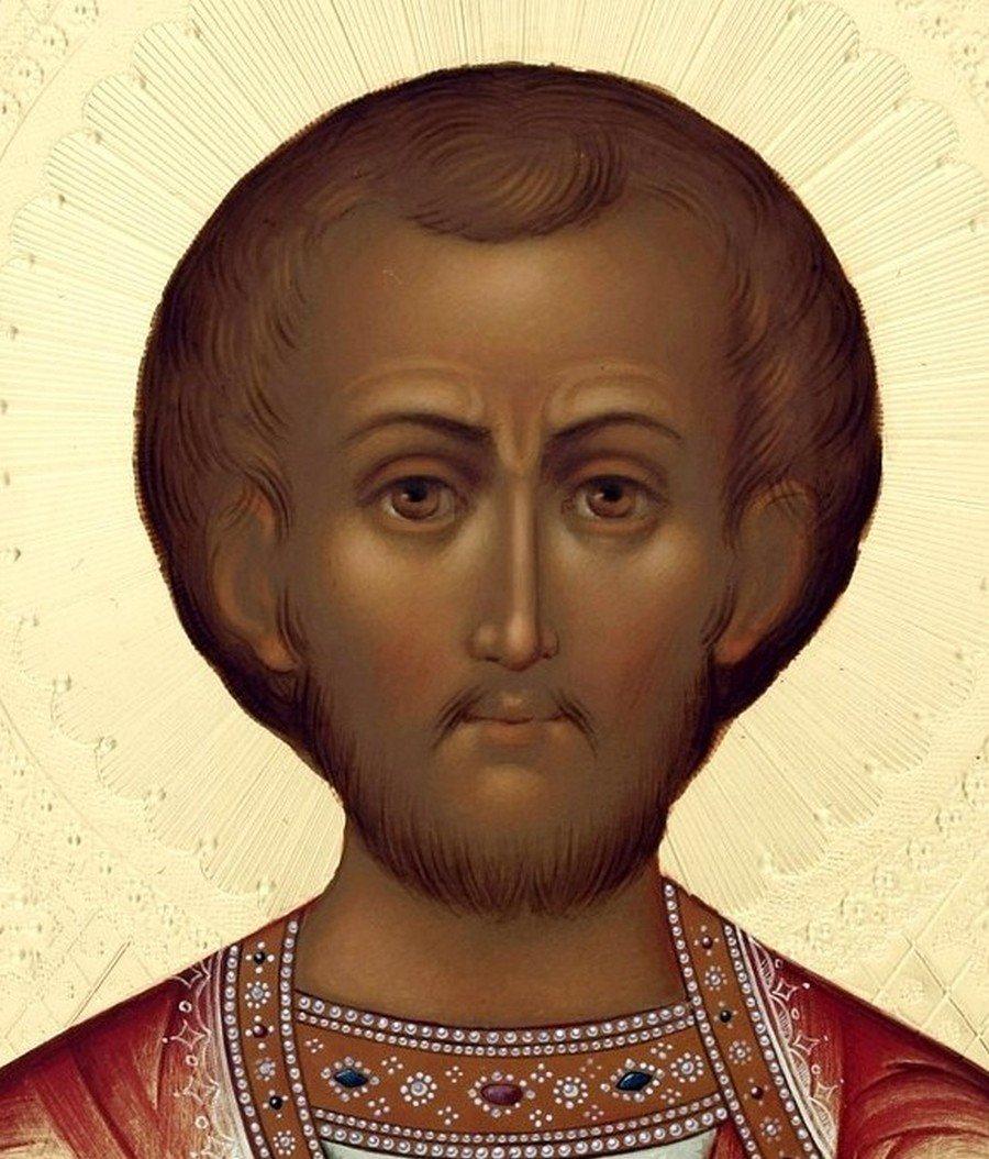 Святой Великомученик Иоанн Новый, Сочавский.