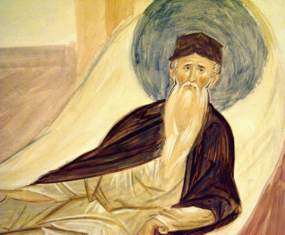 Святой Преподобный Амвросий Оптинский.