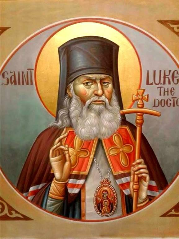 Святитель Лука Исповедник, Архиепископ Симферопольский и Крымский.