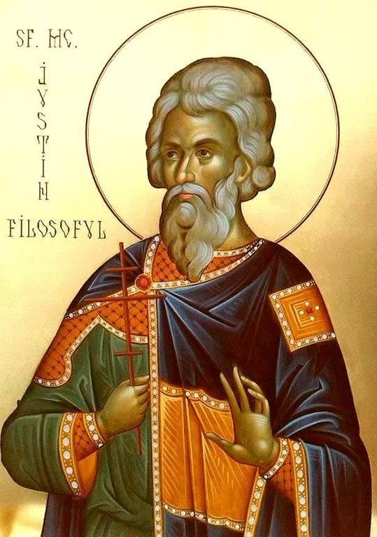 Святой Мученик Иустин Философ.