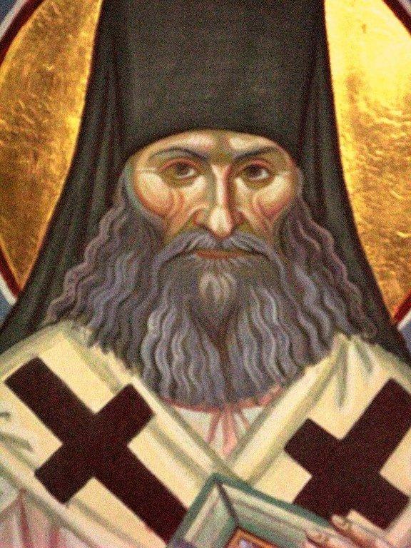 Священномученик Андроник, Архиепископ Пермский.