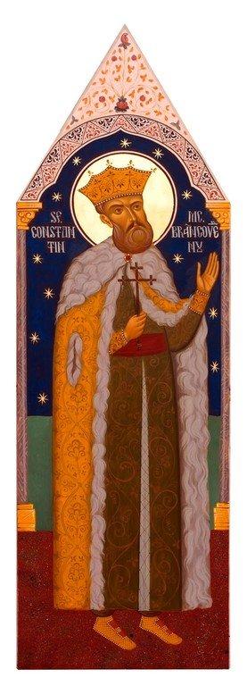 Святой Мученик Константин Брынковяну, господарь Валашский.