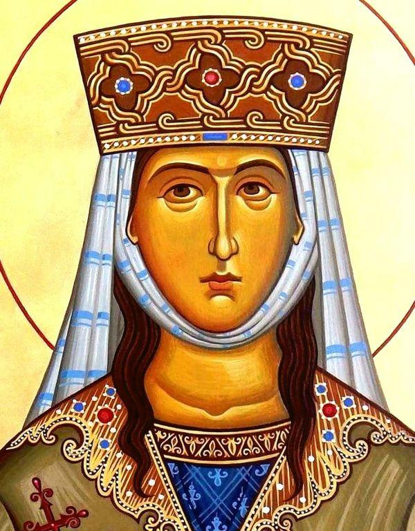 Святая Мученица Шушаник, Княгиня Ранская.