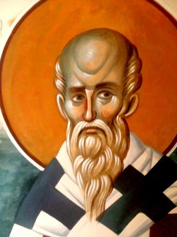 Святитель Александр, Архиепископ Константинопольский.