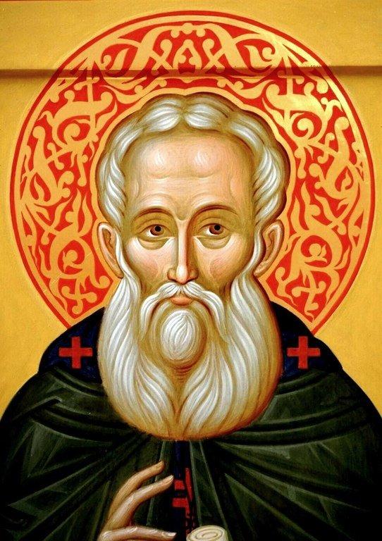 Святой Преподобный Авраамий, Архимандрит Ростовский.