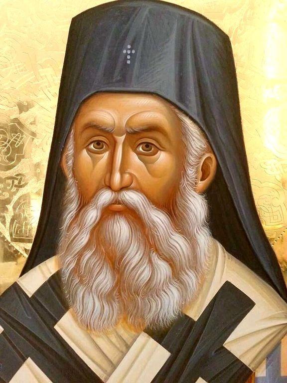 Святитель Нектарий Эгинский.
