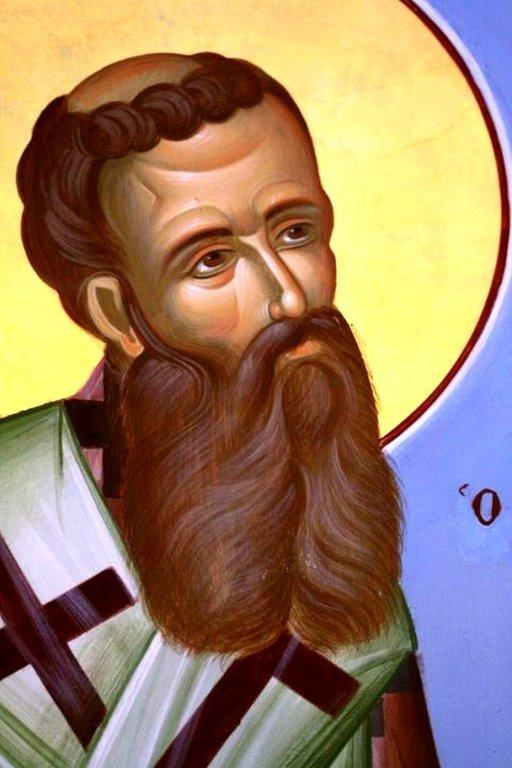 Святитель Григорий Палама, Архиепископ Солунский.