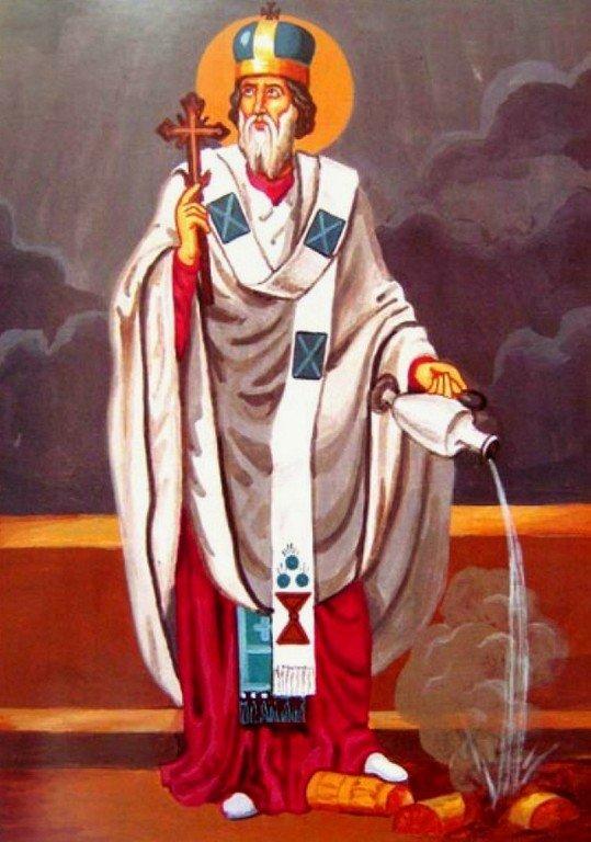 Священномученик Авив, Епископ Некресский.