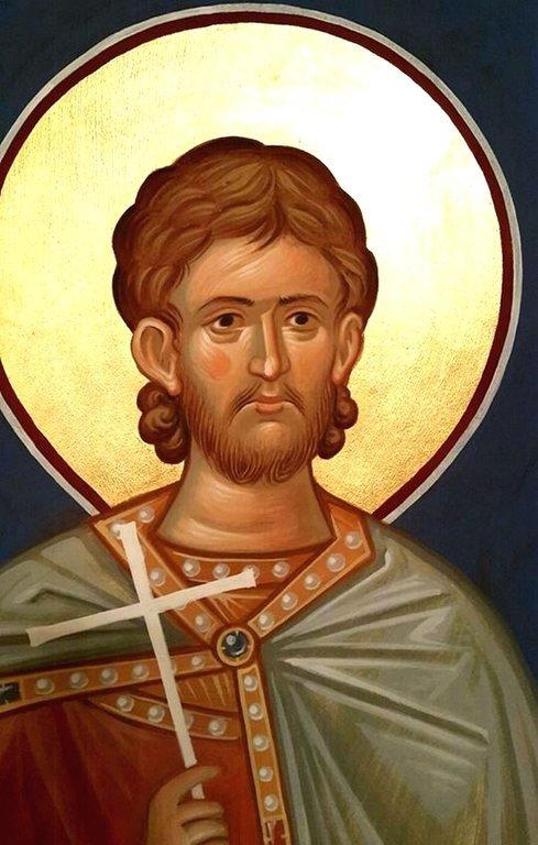 Святой Мученик Вонифатий.