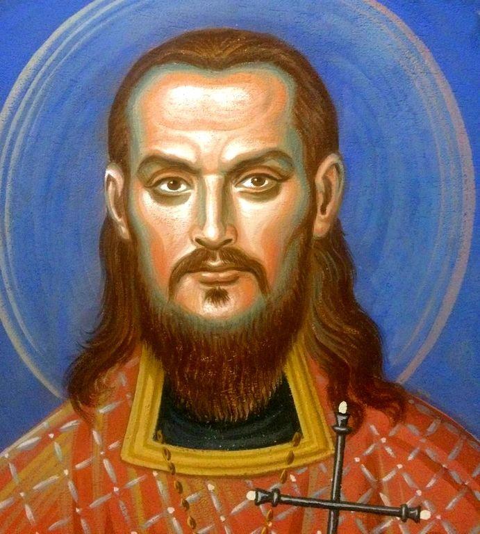 Священномученик иерей Сергий Мечёв.