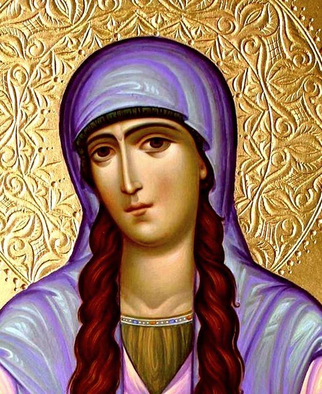Святая Равноапостольная Нина, Просветительница Грузии.