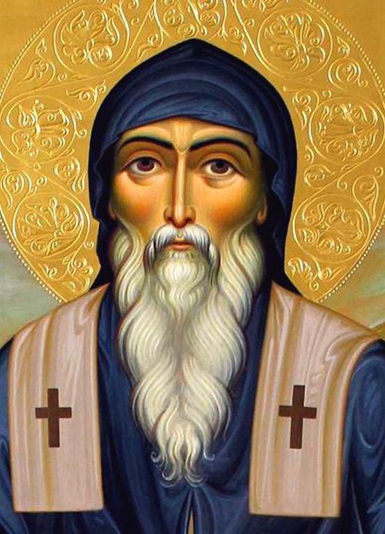 Святой Преподобный Шио Мгвимский.
