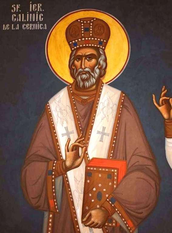 Святитель Каллиник Черникский, Епископ Рымника-Вылчи.