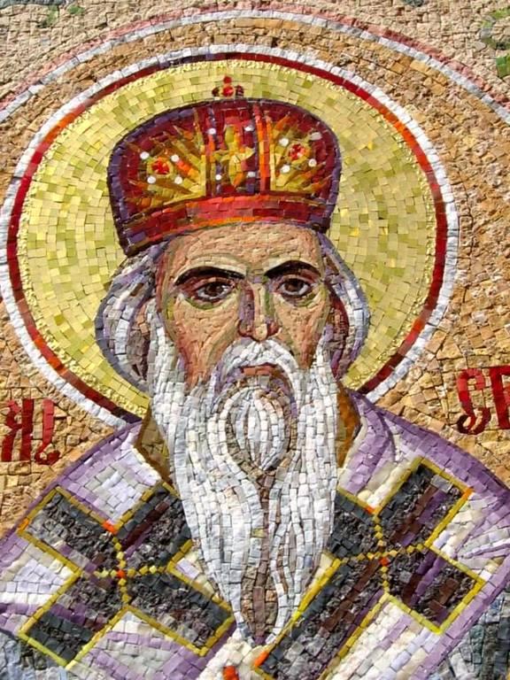 Святитель Николай Сербский, Епископ Охридский и Жичский.