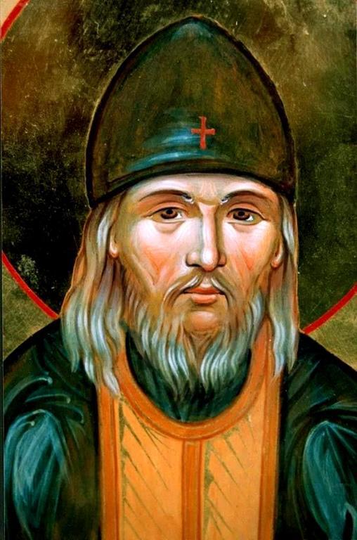 Святой Преподобный Старец Нектарий Оптинский.