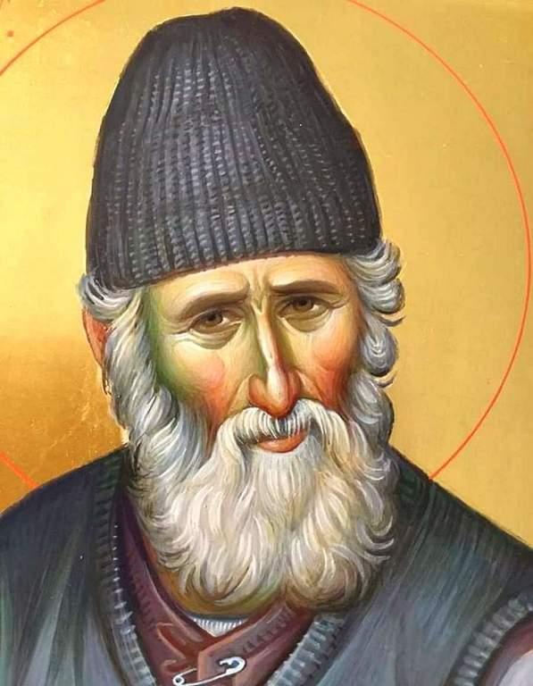 Святой Преподобный Старец Паисий Святогорец.