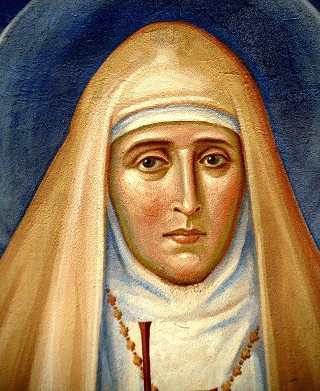 Святая Преподобномученица Великая Княгиня Елисавета Феодоровна.