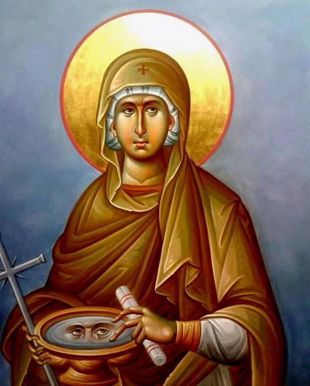 Святая Преподобномученица Параскева Римская.