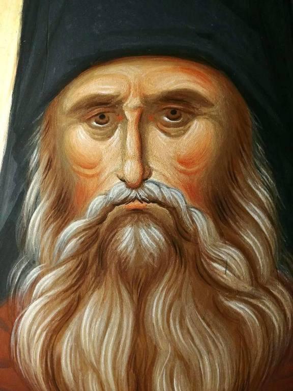 Святой Преподобный Силуан Афонский.