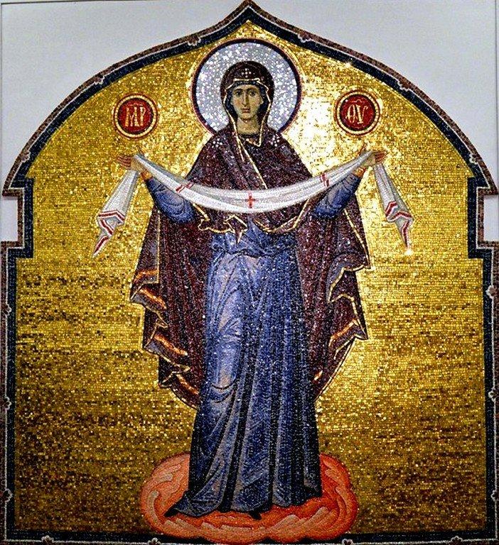 Покров Пресвятой Богородицы.